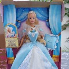 Barbie y Ken: MUÑECA BARBIE BELLA DURMIENTE. MATTEL. 1998. NUEVA EN SU CAJA.. Lote 265835209