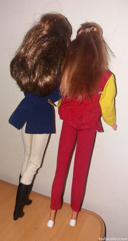 Barbie y Ken: LOTE 2 BARBIE DE MATTEL: HORSE RIDING SUPERSTAR ERA 1997 Y OLIMPIADAS SYDNEY ESPAÑA 1999 - Foto 5 - 266434398