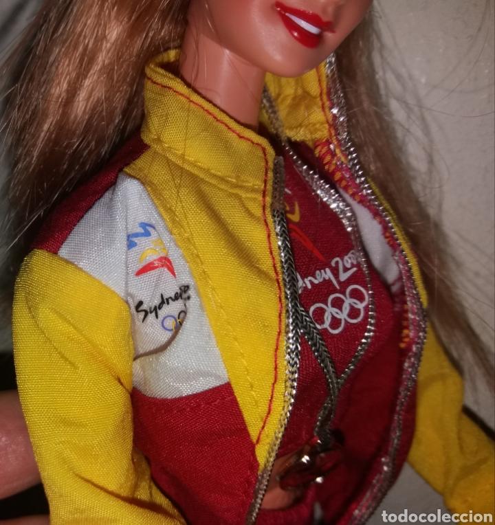 Barbie y Ken: LOTE 2 BARBIE DE MATTEL: HORSE RIDING SUPERSTAR ERA 1997 Y OLIMPIADAS SYDNEY ESPAÑA 1999 - Foto 6 - 266434398