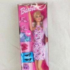 Barbie y Ken: PRECIOSA BARBIE FASHION AVENUE EN CAJA. Lote 266587828