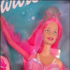 Barbie e Ken: MUÑECA BARBIE SIRENA MÁGICA AÑO 2002 NUEVA EN CAJA. Lote 266754833