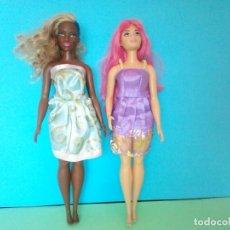 Barbie y Ken: LOTE 2 BARBIES CURVY. Lote 266855239