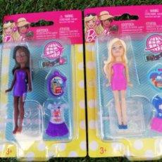 Barbie y Ken: BARBIE MINI COMPLEMENTOS DE VACACIONES 2017MATTEL. Lote 267754204