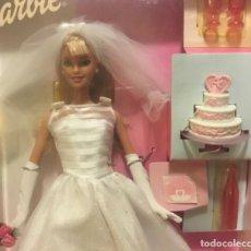 Barbie y Ken: BONITA MUÑECA BARBIE NOVIA ROMANTICA DE MATTEL AÑO 2000 EDICION EUROPEA. Lote 267892434