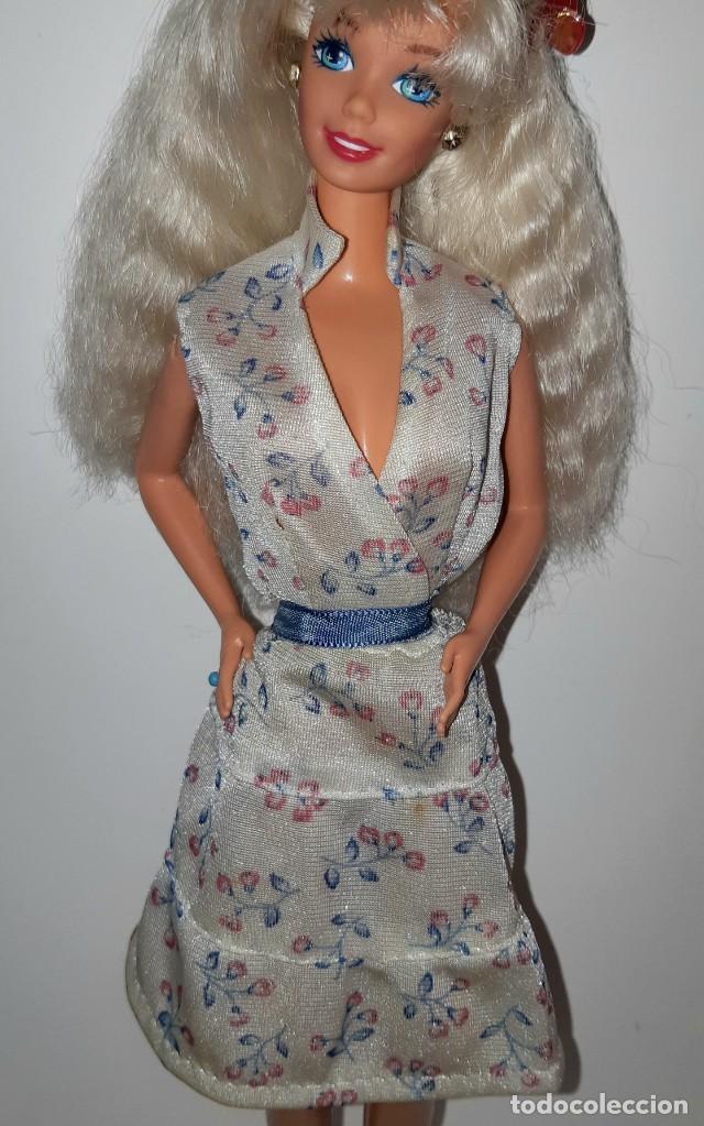 RARO CONJUNTO JARDIN CONGOST DE BARBIE - VER FOTOS Y LEER (Juguetes - Muñeca Extranjera Moderna - Barbie y Ken)