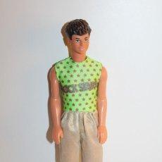 Barbie y Ken: KEN DE MATTEL SPAIN - VESTIDO DE ROCK STARS - 1985. Lote 269276553