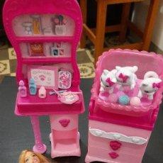 Barbie y Ken: BARBIE VETERINARIA CON ACCESORIOS. Lote 269305268