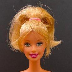 Barbie y Ken: BARBIE DESNUDA DOLL NUDE. Lote 269986088