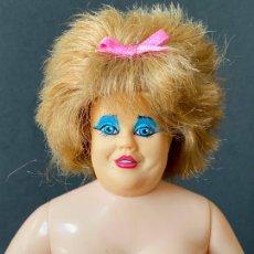 Barbie y Ken: BAEBIE GORDA DESNUDA DOLL NUDE. Lote 270095653