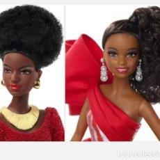 Barbie y Ken: OFERTA! DOS PRECIOSAS BARBIE NEGRITAS BLACK A ESTRENAR. Lote 271686973