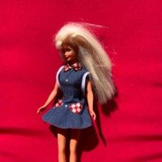 Barbie y Ken: ENCANTADORA MUÑECA BARBIE DE MATTEL 1966.. Lote 272384133