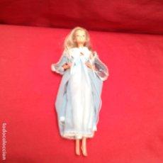 Barbie y Ken: BARBIE CONGOST SPAIN CEJAS MORADAS , CON SU CONJUNTO. Lote 273668918