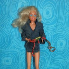 Barbie e Ken: MUÑECA BARBIE MADE IN SPAIN. Lote 273997258