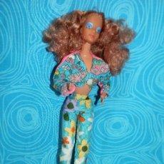 Barbie e Ken: MUÑECA BARBIE MADE IN SPAIN 1985 EN NUCA. Lote 274344208