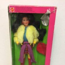 Barbie y Ken: MUÑECA BARBIE UNITED COLORS OF BENETTON. MATTEL #9409 AÑO 1990. Lote 288644743