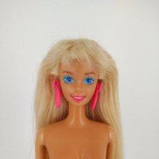 Barbie e Ken: BARBIE PAINT N DAZZLE CON PENDIENTES ORIGINALES - MATTEL, 1993. Lote 275338673