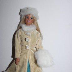 Barbie e Ken: MUÑECA BARBIE CON CONJUNTO RUSIA DE VESTIDOS DEL MUNDO - MATTEL 1998 - MUY BUEN ESTADO. Lote 275788418
