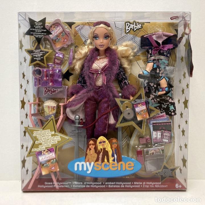 MATTEL MYSCENE BARBIE G6129. AÑO 2.005. NUEVO. (Juguetes - Muñeca Extranjera Moderna - Barbie y Ken)