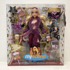 Barbie y Ken: MATTEL MYSCENE BARBIE G6129. AÑO 2.005. NUEVO.. Lote 275945443