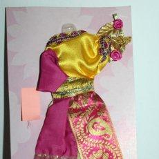 Barbie e Ken: BARBIE VESTIDOS DEL MUNDO - TAILANDIA - NUEVO COSIDO A LA TARJETA - SIN LA REVISTA. Lote 276039843