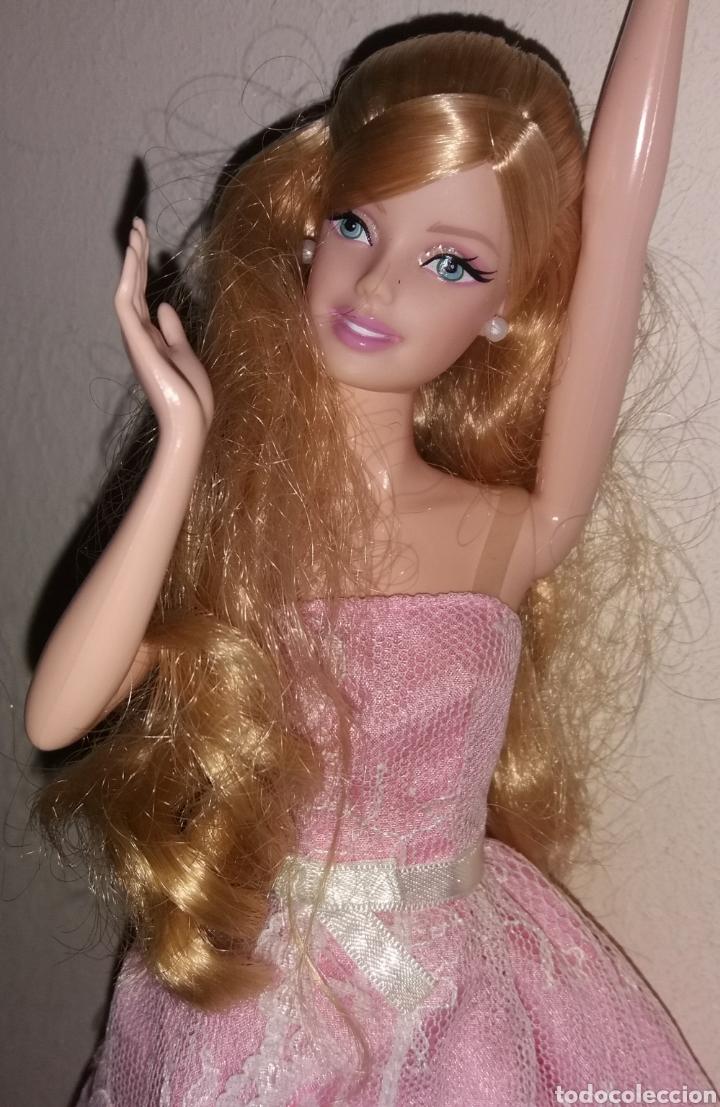 Barbie y Ken: BARBIE DE MATTEL MODEL MUSE COLLECTOR BIRTHDAY WISHES 2015 - Foto 2 - 268726034