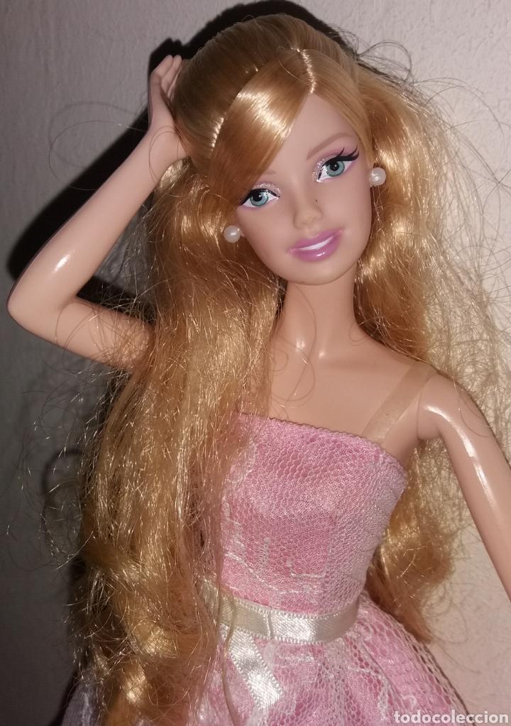 BARBIE DE MATTEL MODEL MUSE COLLECTOR BIRTHDAY WISHES 2015 (Juguetes - Muñeca Extranjera Moderna - Barbie y Ken)