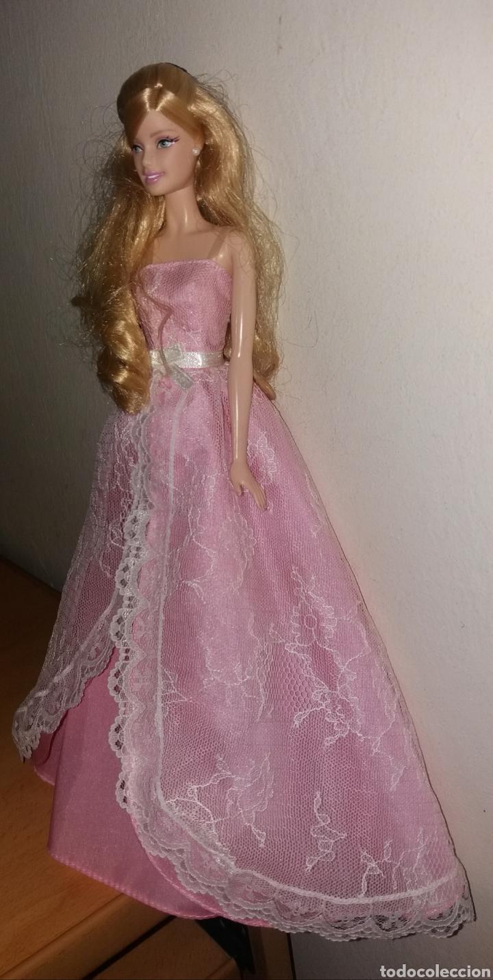 Barbie y Ken: BARBIE DE MATTEL MODEL MUSE COLLECTOR BIRTHDAY WISHES 2015 - Foto 7 - 268726034