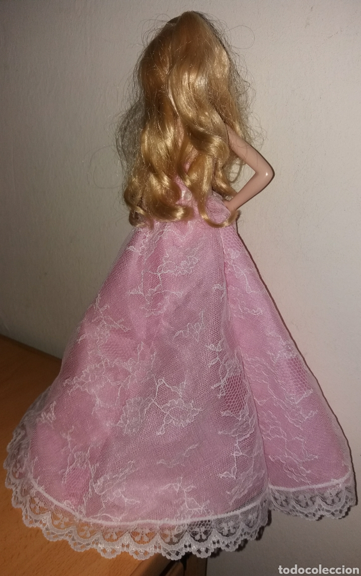 Barbie y Ken: BARBIE DE MATTEL MODEL MUSE COLLECTOR BIRTHDAY WISHES 2015 - Foto 8 - 268726034