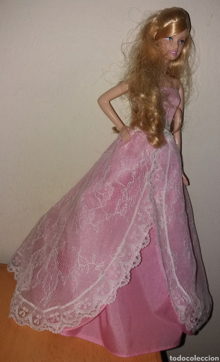 Barbie y Ken: BARBIE DE MATTEL MODEL MUSE COLLECTOR BIRTHDAY WISHES 2015 - Foto 5 - 268726034
