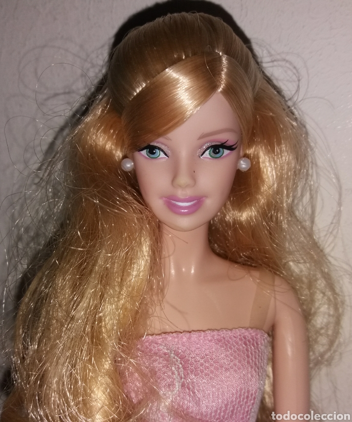 Barbie y Ken: BARBIE DE MATTEL MODEL MUSE COLLECTOR BIRTHDAY WISHES 2015 - Foto 3 - 268726034