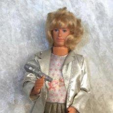 Barbie y Ken: MUÑECO KEN BARBIE ROCK STAR AÑOS 80. Lote 276910293
