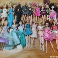 Barbie y Ken: LOTE DE MUÑECAS BARBIE...LEER DESCRIPCIÓN.. Lote 277152758