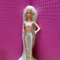 Barbie y Ken: BARBIE JEWEL HAIR MERMAID. Lote 277300918