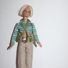 Barbie y Ken: MUÑECA BARBIE 1991 - EN BUEN ESTADO. Lote 278293048
