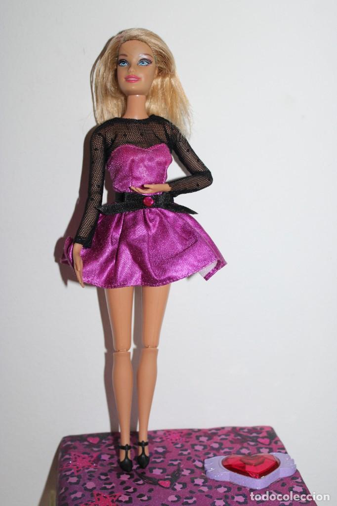 Barbie y Ken: Muñeca Barbie 1998 - en buen estado - Foto 3 - 278293193