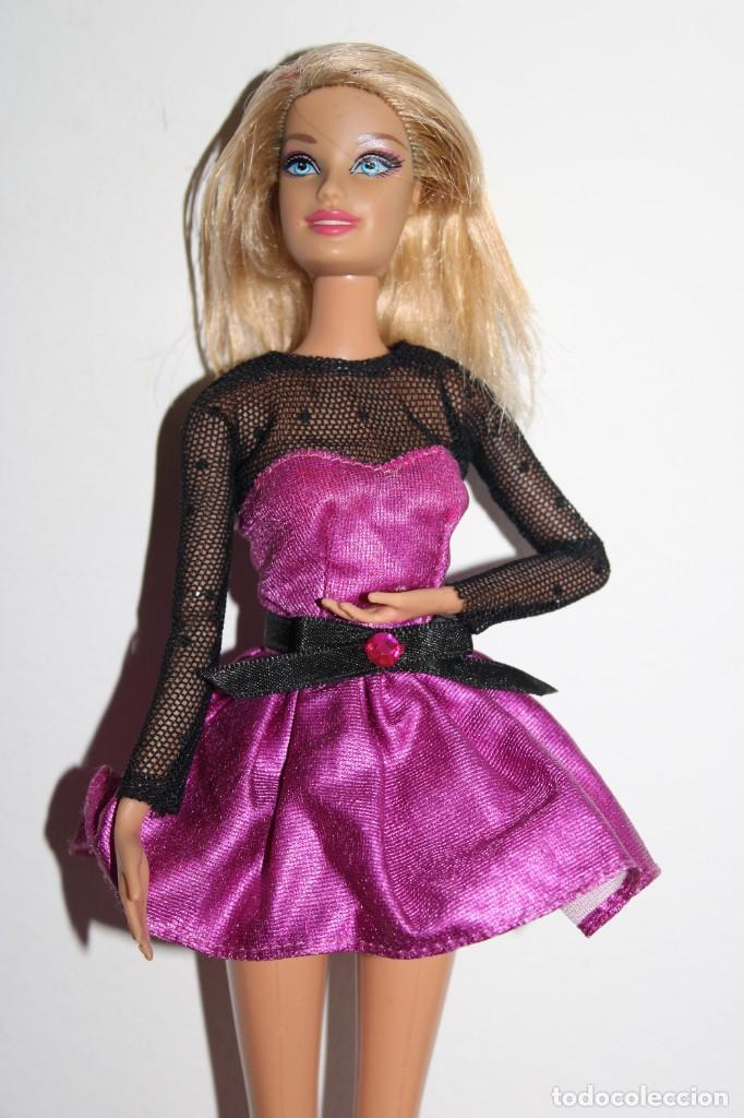 Barbie y Ken: Muñeca Barbie 1998 - en buen estado - Foto 4 - 278293193