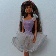 Barbie y Ken: BARBIE TERESA CON TRENZA DE COLORES AÑOS 90. Lote 278836958