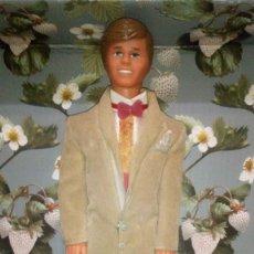 Barbie y Ken: GUAPO MUÑECO KEN DESTELLOS-DREAM GLOW, NOVIO DE BARBIE - MADE IN SPAIN - MATTEL - 1986. Lote 281015073