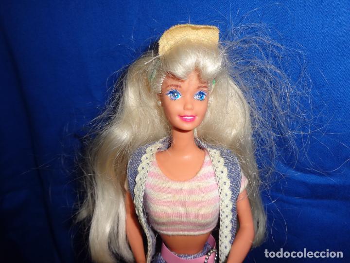 BARBIE - BONITA BARBIE AÑOS 70, VER FOTOS! SM (Juguetes - Muñeca Extranjera Moderna - Barbie y Ken)