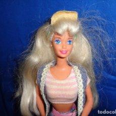 Barbie y Ken: BARBIE - BONITA BARBIE AÑOS 70, VER FOTOS! SM. Lote 282908613