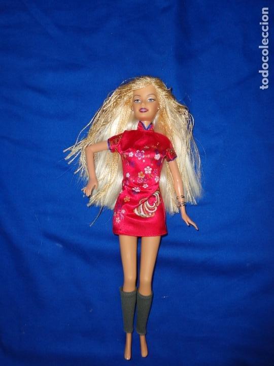 Barbie y Ken: BARBIE - PRECIOSA BARBIE SPICE GIRLS ON TOUR ,AÑO 1998, VER FOTOS! SM - Foto 2 - 282909248