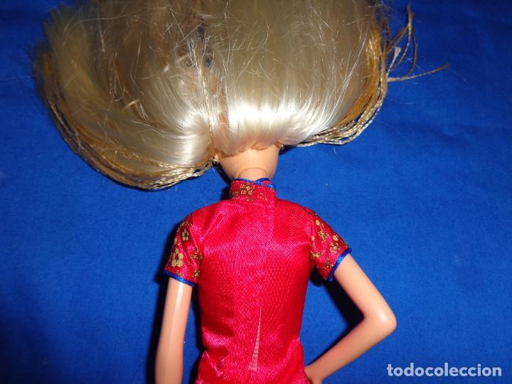 Barbie y Ken: BARBIE - PRECIOSA BARBIE SPICE GIRLS ON TOUR ,AÑO 1998, VER FOTOS! SM - Foto 5 - 282909248