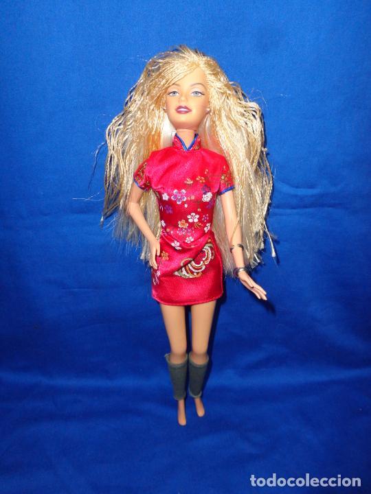 Barbie y Ken: BARBIE - PRECIOSA BARBIE SPICE GIRLS ON TOUR ,AÑO 1998, VER FOTOS! SM - Foto 8 - 282909248