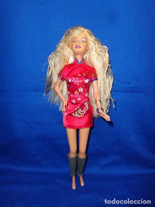 BARBIE - PRECIOSA BARBIE SPICE GIRLS ON TOUR ,AÑO 1998, VER FOTOS! SM (Juguetes - Muñeca Extranjera Moderna - Barbie y Ken)