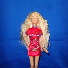 Barbie y Ken: BARBIE - PRECIOSA BARBIE SPICE GIRLS ON TOUR ,AÑO 1998, VER FOTOS! SM. Lote 282909248