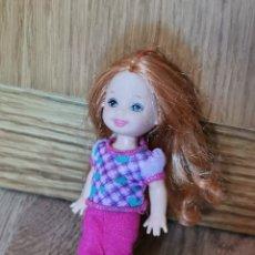 Barbie y Ken: SHELLY BARBIE PELIRROJA. Lote 283887658