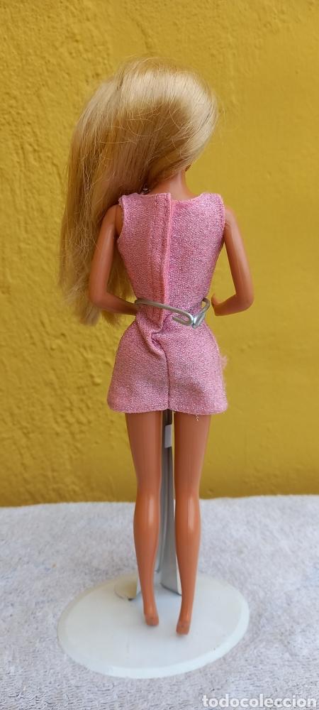 Barbie y Ken: MUÑECA BARBIE MATTEL 1976 CABELLO RAYA AL LADO - Foto 12 - 284152648