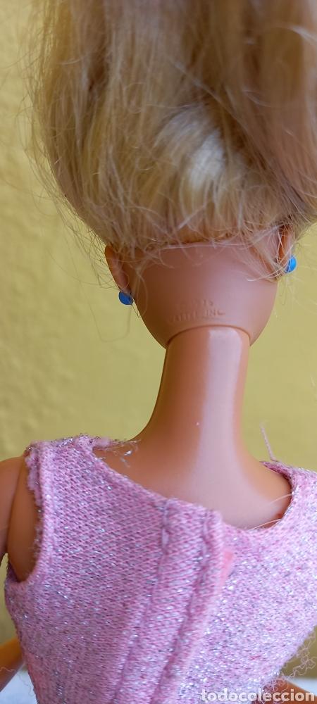 Barbie y Ken: MUÑECA BARBIE MATTEL 1976 CABELLO RAYA AL LADO - Foto 13 - 284152648