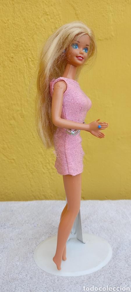 Barbie y Ken: MUÑECA BARBIE MATTEL 1976 CABELLO RAYA AL LADO - Foto 15 - 284152648