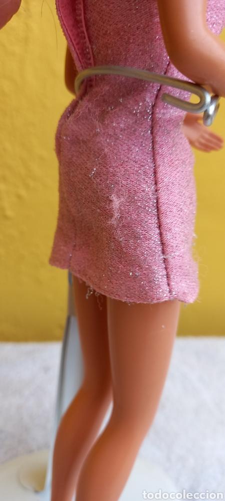 Barbie y Ken: MUÑECA BARBIE MATTEL 1976 CABELLO RAYA AL LADO - Foto 16 - 284152648